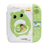 諾亞舟(Noah) NE260(4G) 多元互動卡通造型幼兒家教機 點讀機 綠色