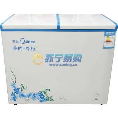 美的冷柜bd/bc-199vsm(白色精彩)