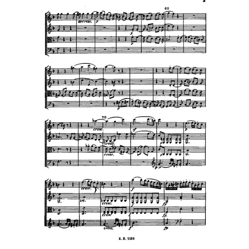 贝多芬弦乐四重奏f大调op.18:1