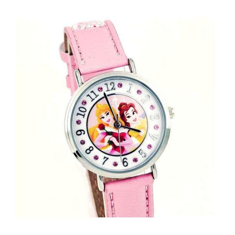 迪士尼可爱公主儿童手表69810