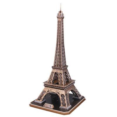 fun乐立方3d拼图立体世界著名建筑模型