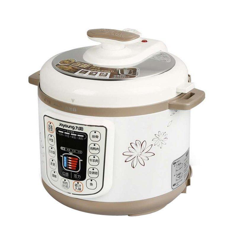 九阳电压力锅jy丫—50ys21按煮饭键后几秒报警并显示e3是哪里故障