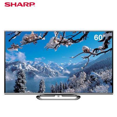 SHARP 夏普 LCD-60LX850A 60英寸 智能液晶电视(四色技术)3599元(限北京地区)
