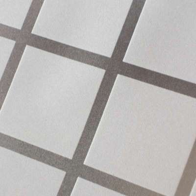 居梦坞 dreamwall磨砂玻璃膜乳白色方格透光不透物简约办公室玻璃门窗