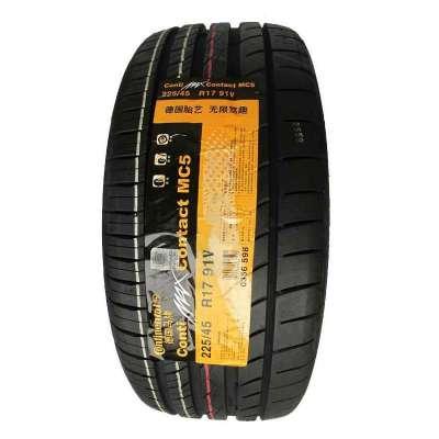 德国马牌(continental)轮胎225/45r17 mc5 91v