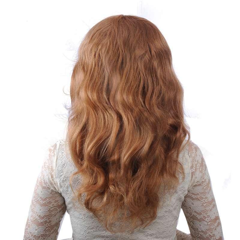 中长发卷发发型分享展示图片