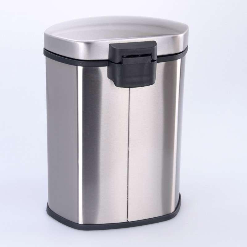 欧式家用静音垃圾桶