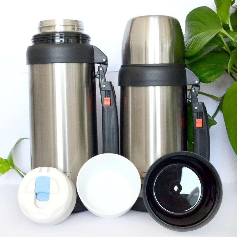 华亚正品 新锐光口保温壶 户外旅游壶大容量保温杯hg9