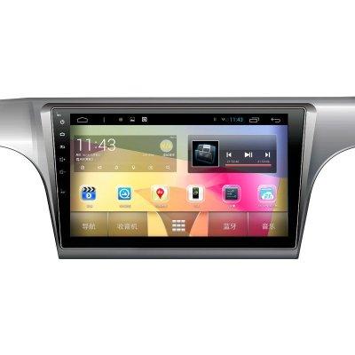 东影大众2013款朗逸改款7寸专车专用车载dvd导航仪gps蓝牙一体机 改款