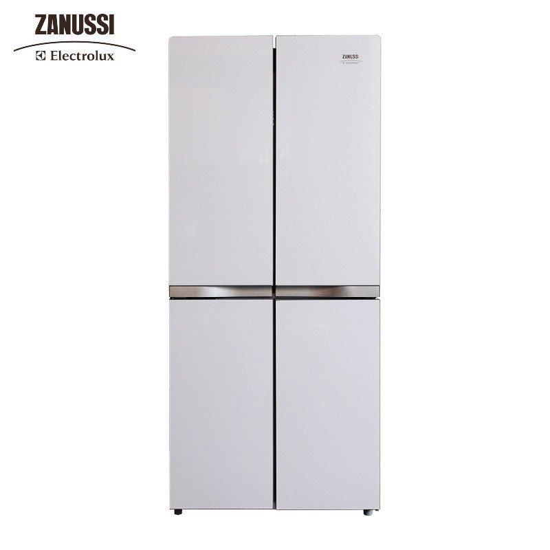 扎努西·伊莱克斯(ZANUSSI) ZQM4050LGB 405升 多门冰箱(云母白)