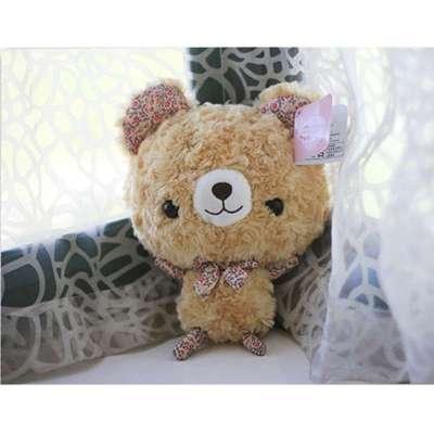 甜甜小熊毛绒玩具 泰迪熊布娃娃公仔 生日礼物品女生公仔可爱玩偶抱枕