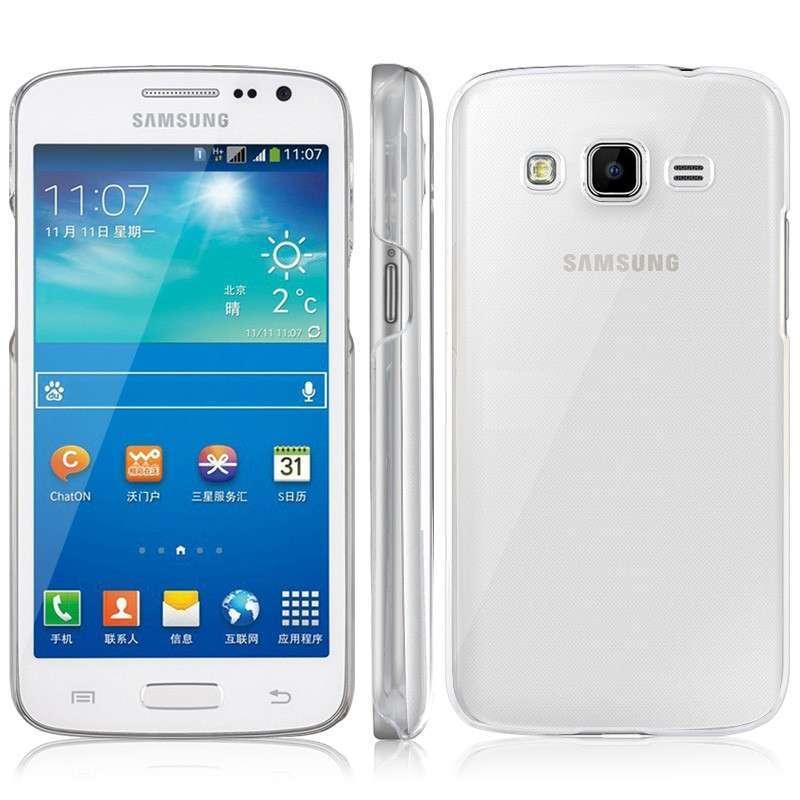 自营三裕(sanyu) 三星 g3812 手机壳 保护壳 外壳 羽翼水晶壳 适用于g