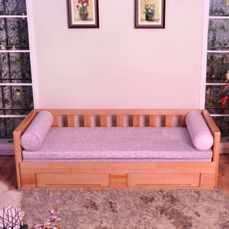 多功能环保沙发 推拉式双人沙发床