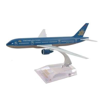 16cm小合金飞机模型(儿童玩具)------b777