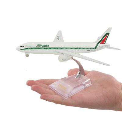 小合金飞机模型(儿童玩具)------b777-200