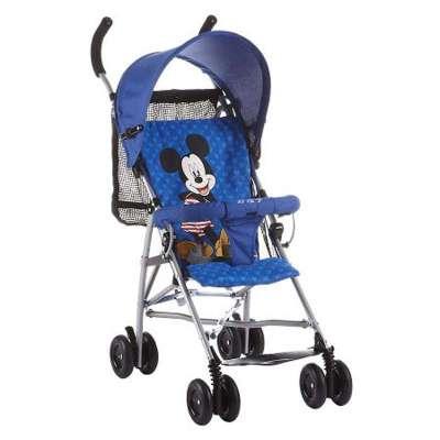 好孩子轻便可折叠婴儿推车伞车 d302-h-k026蓝色