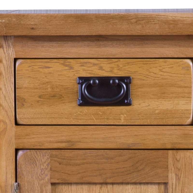 1058欧式复古色鞋柜100%纯实木