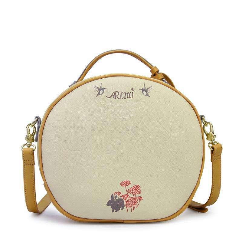 香港artmi 森女复古潮流时尚撞色可爱斜挎手提单肩女包包apf0219 爱米