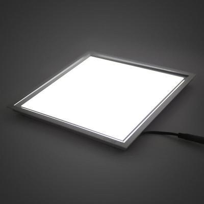 led灯铝材厨房灯平板灯超薄面板灯嵌入式