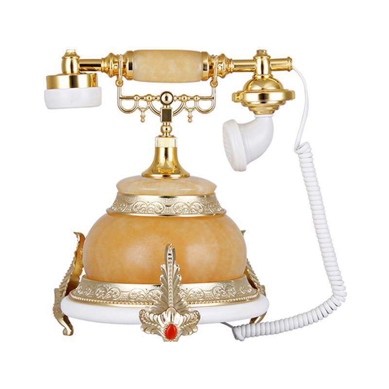 9026玉石仿古电话机