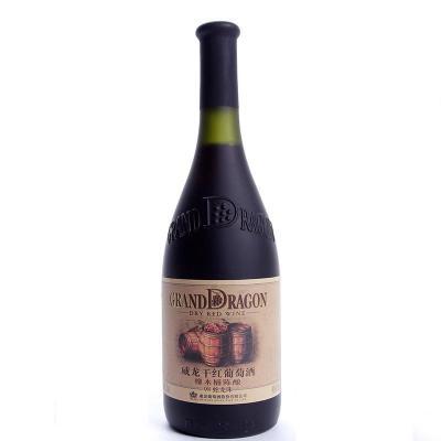 威龙98蛇龙珠干红葡萄酒