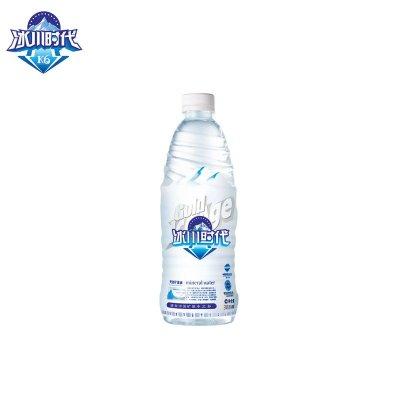 冰川时代 天然矿泉水 无汽弱碱性瓶装饮用水388ml*20