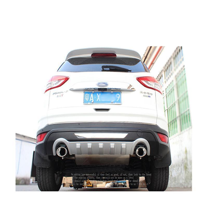 排气管 304不锈钢 耐高温 专车配件 改装专用 翼虎尾喉 运动后杠