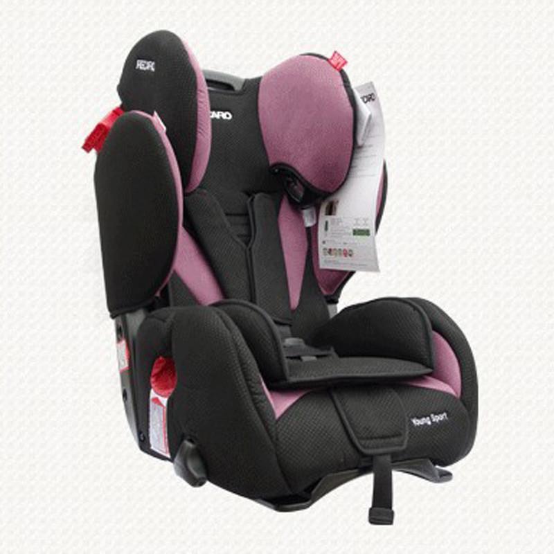 【recaro(瑞凯威)安全座椅 大黄蜂儿童安全座椅】   .