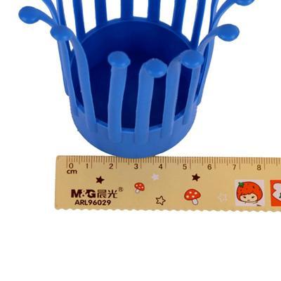 京奇花篮积木 益智 编织塑料玩具 幼儿园创意拼搭益智