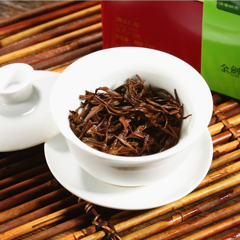 【南国公主有机茶茗茶】滇红茶