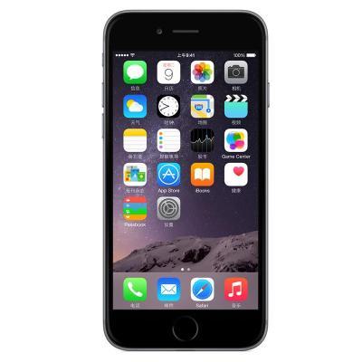 苹果 Apple iPhone 6 16G 深空灰 移动版 苏宁4998元包邮