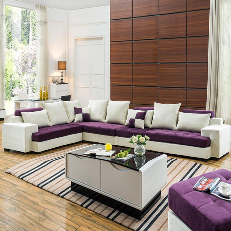小客厅布艺沙发