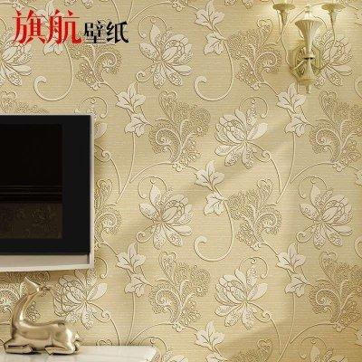 浮雕3d欧式卧室客厅电视背景墙纸