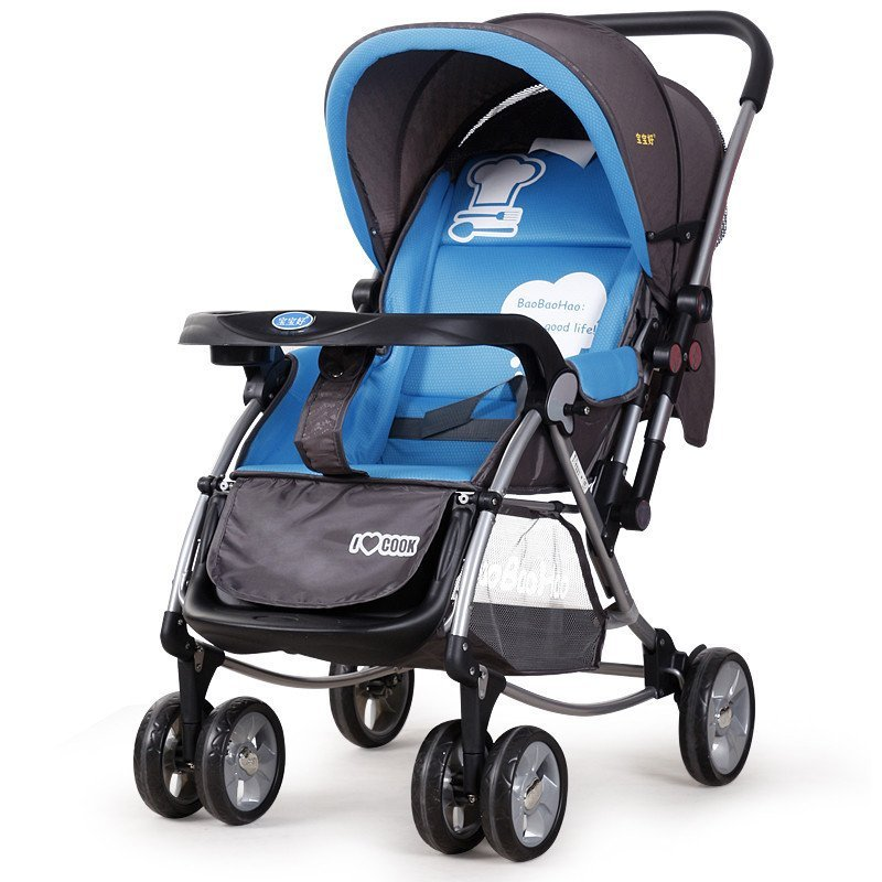 特价宝宝好婴儿推车四轮婴幼儿童手推车轻便可折叠可