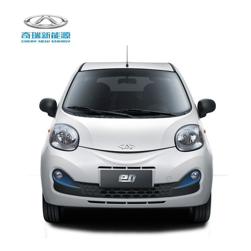 奇瑞新能源 奇瑞eq 2014新款 纯电动汽车 定金支付 摩卡棕高清实拍图
