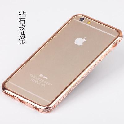 水钻金属边框 iphone6保护套