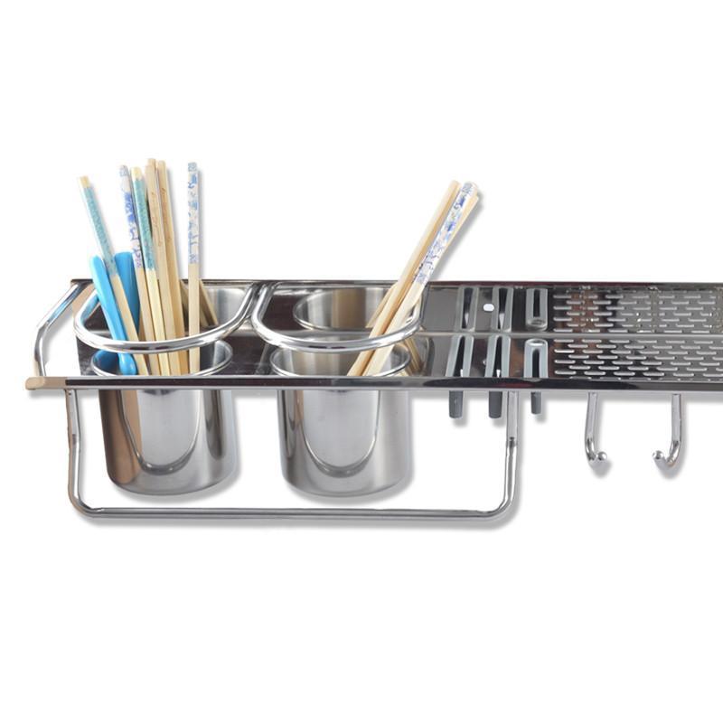 【海科特(haicot)收纳用品 】海科特不锈钢厨房置物架图片