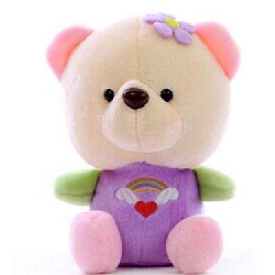 可爱小熊布娃娃儿童玩具泰迪熊婚庆毛绒玩具公仔y5 甜