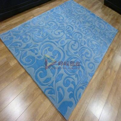 欧式 别墅*客厅地毯