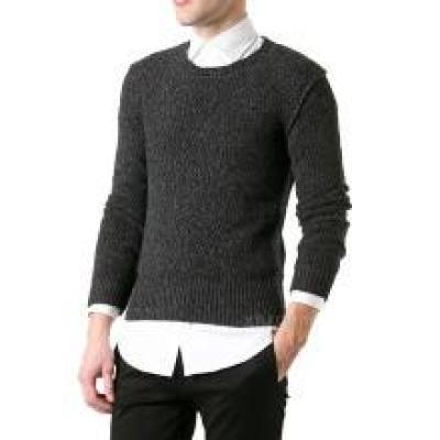 杜?zi?ikK??K?>iN[?_dolce&gabbana 杜嘉班纳 男士羊绒圆领编织长袖毛衣 gi026k f44k2 n