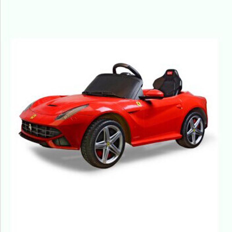 儿童敞篷车电动车汽车跑车