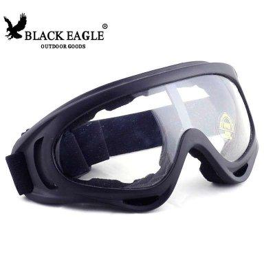 户外装备 美式x400风镜护目镜 摩托车防风眼镜 户外挡风眼镜 运动镜图片
