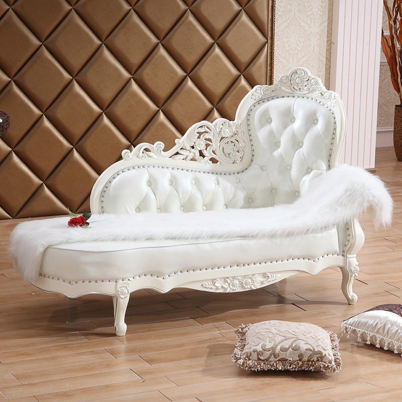 轩名典 欧式贵妃椅