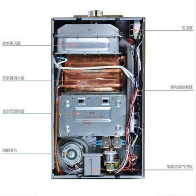 万和燃气热水器jsq20-12v3图片