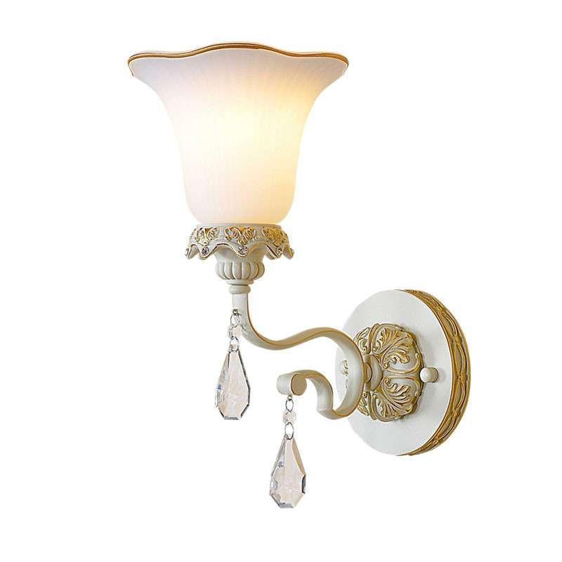 阳光照明 欧式壁灯 双头壁灯 床头灯 过道灯 阳台灯卧室壁灯 qt80004