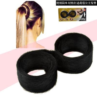 花苞头 盘发器