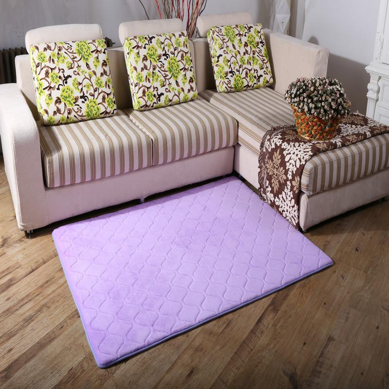 神秘紫色简欧式卧室效果图