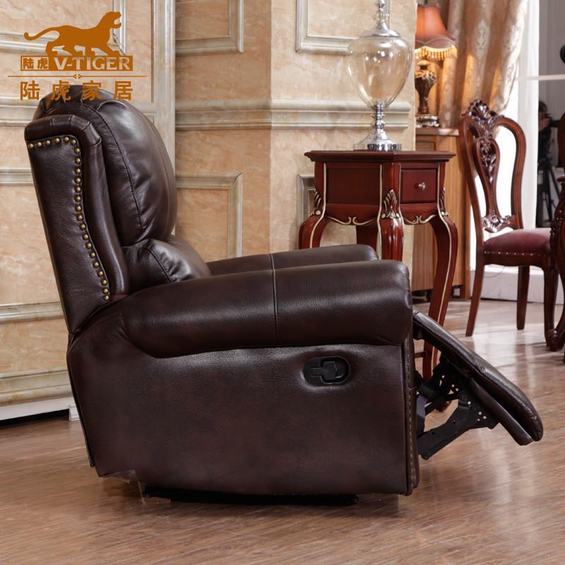 欧式客厅单人沙发