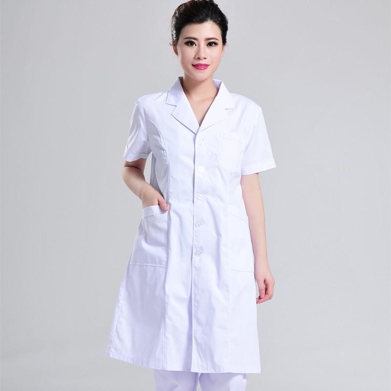 护士系列����_【巧护士系列】巧护士 女医生服 修身款 短袖夏装 白
