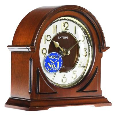 表卧室客厅办公室欧式古典高档复古台钟实木crg108